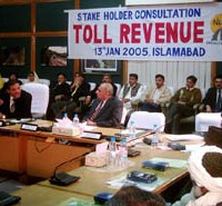 Stakeholders consultation on increase in Toll Tariffs & Axle Load Control