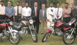 Ravi Hamsafar, R1 be first in Pakistan Motorcycle industry