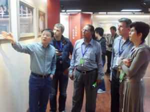 MOBILE WORLD visits LONCIN Factory in Chongqing-2