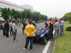MOBILE WORLD visits LONCIN Factory in Chongqing-4