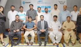 TRANSFORMING IDEAS INTO VALUE Ravi Automobile Holds Platinum Dealers Meeting 2010