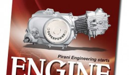 PIRANI ENGINEERING STARTS ENGINE PRODUCTION IN PAKISTAN