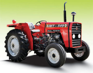 BULL POWER IMT Tractor