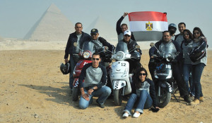 MOBILE WORLD Magazine Cross Egypt Challenge
