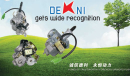 MOBILE WORLD Magazine DENI Carburetor gets