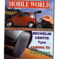 MOBILE WORLD Magazine cover page -13-November-2000
