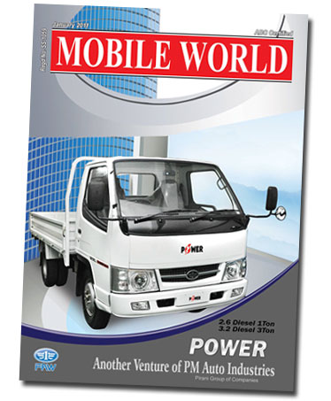 MOBILE WORLD Magazine FAW Power PM Auto Industries