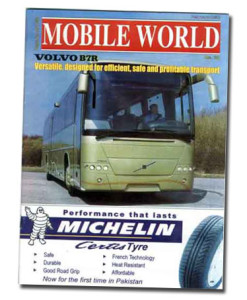 MOBILE WORLD Magazine cover page -24-February-2002