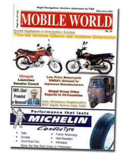 MOBILE WORLD Magazine cover page -27-May-June-2002