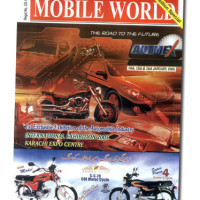 MOBILE WORLD Magazine cover page -58-January-2005