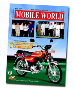 MOBILE-WORLD-Magazine-cover page-85- April-2007