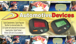MOBILE WORLD Magazine Automotive Devices