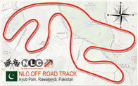 NLC MOTOCROSS Track in PAKISTAN MOBILE WORLD Magazine