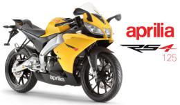 magazine mobile world ravi aprilia RS4