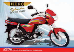 Hero Splander mobile world magazine