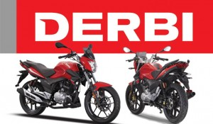 Derbi 150cc sporty street bikes in Pakistan