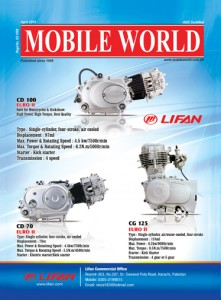 MOBILE WORLD Magazine  Edition April 2013