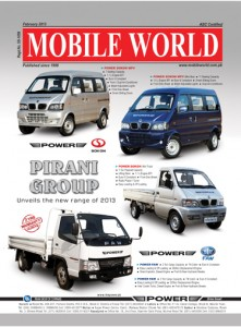MOBILE WORLD Magazine  Edition FEB-2013