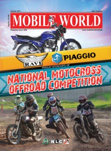 MOBILE WORLD Magazine Edition October-2013