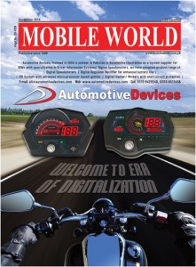 MOBILE WORLD Magazine Edition Sept-2013