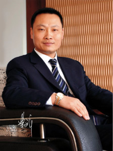 Clive Cao President Unibear Group