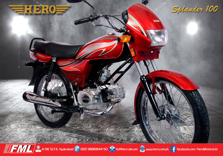 Hero Motorcycle