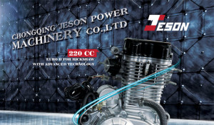 Jeson Power Motorcycle Engines