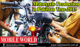 Motorcycle Production -2015