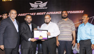road prince launch