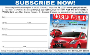 subscription mobile world magazine