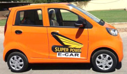 SUPER POWER E-CAR-6