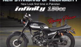 Infinity 150cc Hi Speed