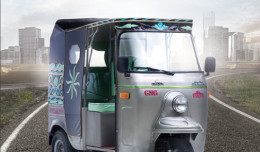 Unique CNG Auto Rickshaw