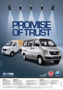 Promise of Trust - FAW Beyond Expectations