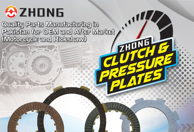 zhong engineering clutch and pressure plates