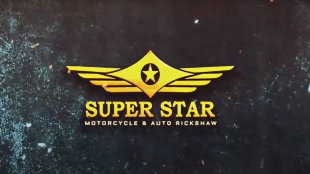 super star motorcycle auto rickshaw mobile world